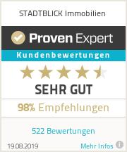 Bewertung Makler Mainz