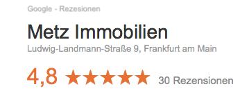 Immobilienmakler Frankfurt Bewertungen