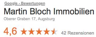 Immobilienmakler Augsburg Bloch