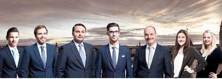 Immobilienmakler Regensburg Team